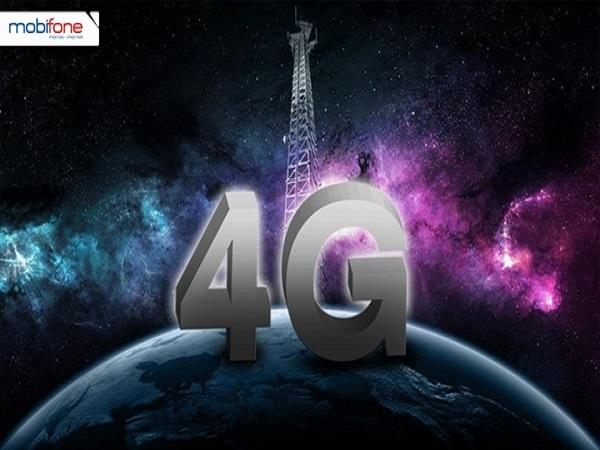 Tỉnh thành phố trong vùng phủ sóng 4G Mobifone