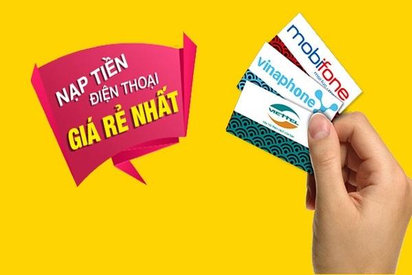 Cú pháp soạn tin nhắn mua thẻ điện thoại bằng sms Mobifone